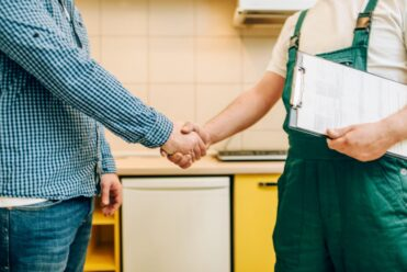 What is the role of a home inspection during the real estate closing?