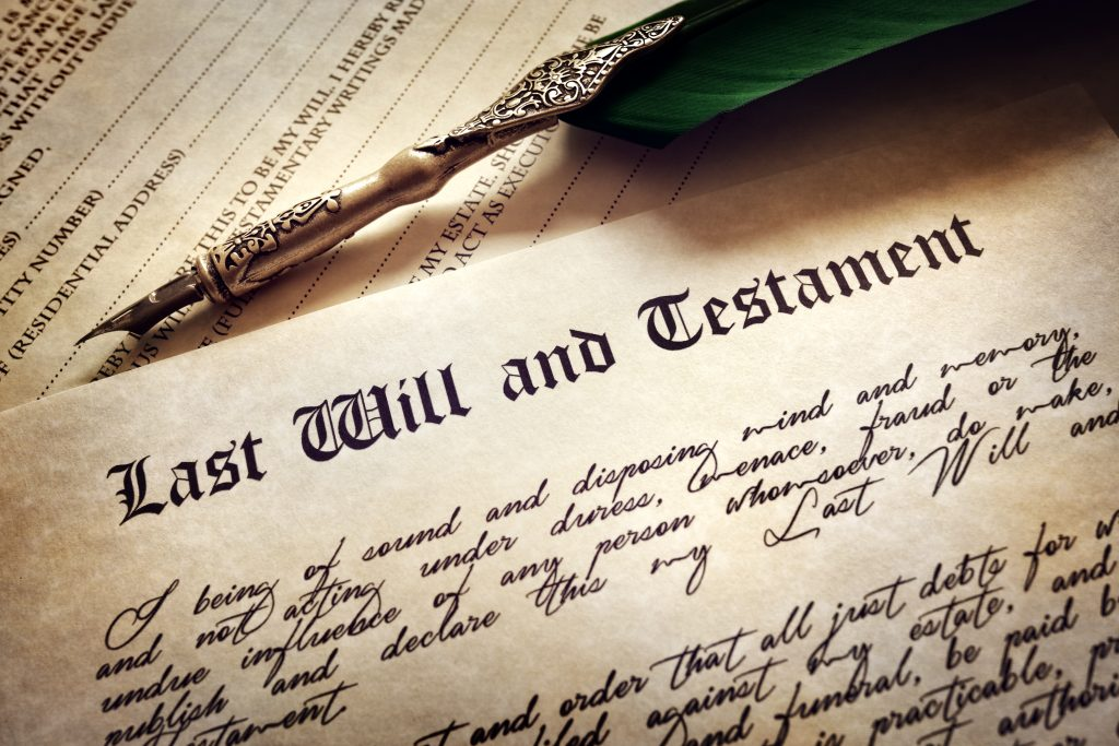 Educational Information About Wills & Trusts